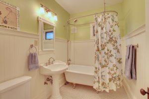 bath renovation for home sale