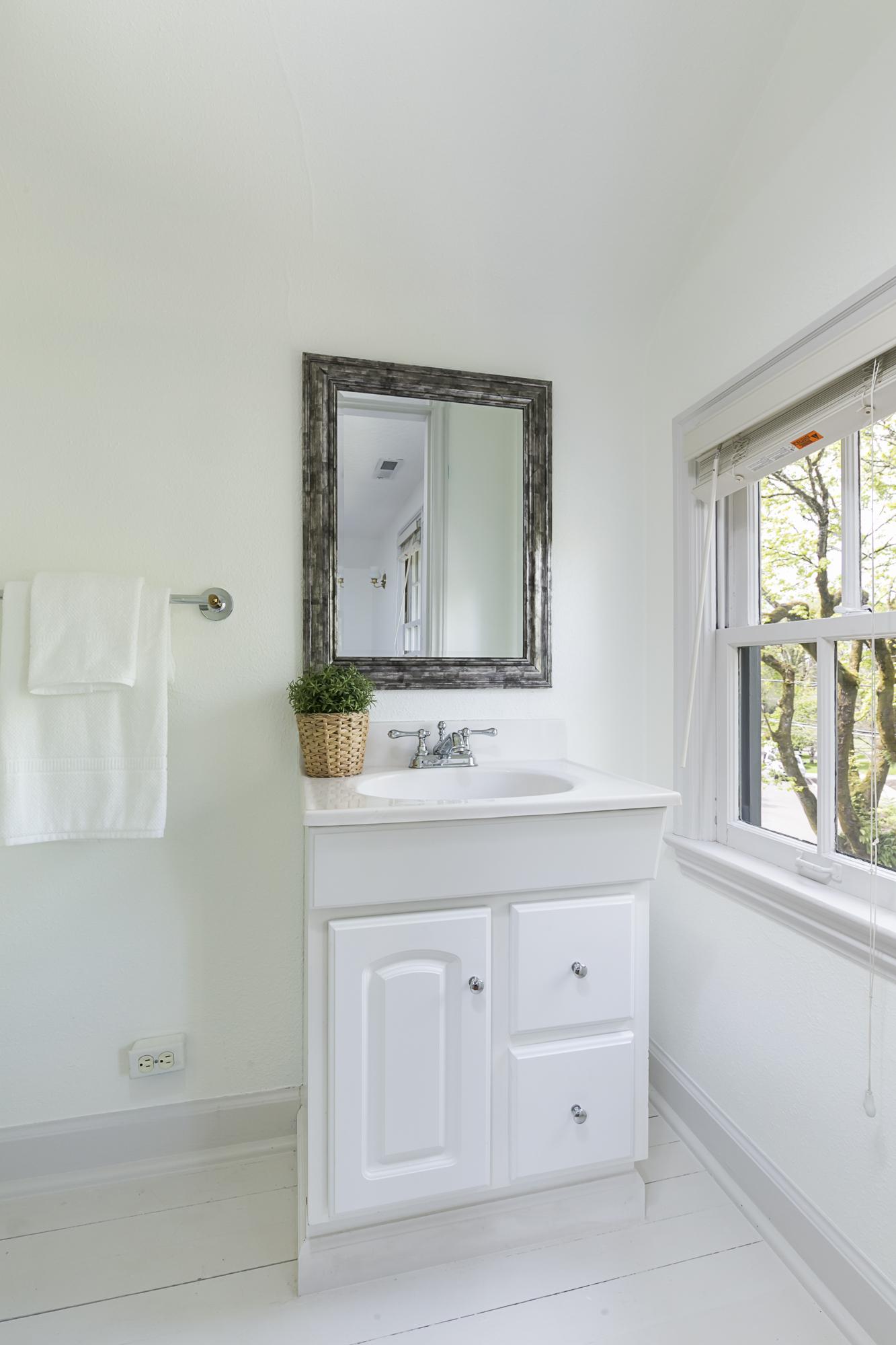 Vanity | Living Room Realty | Portland Real Estate