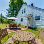 Cottage Side Yard