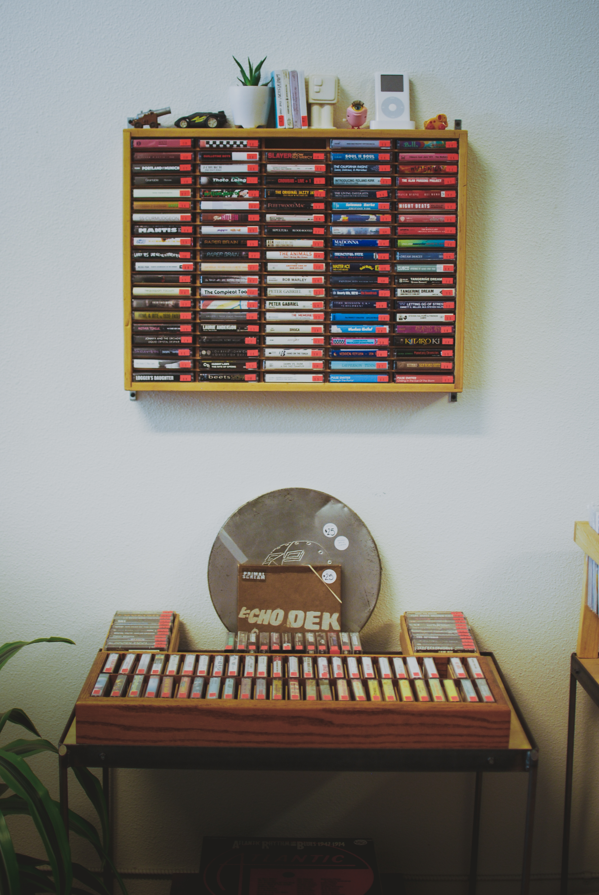Speck s Records & Tapes Living Room Realty