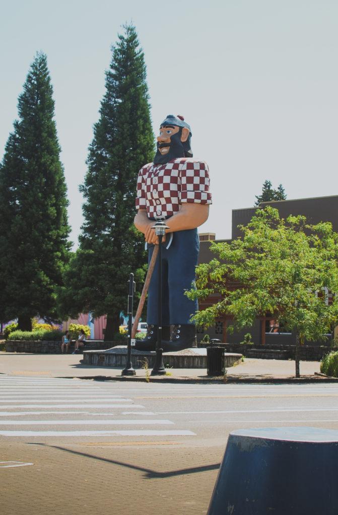 Portland's Kenton Neighborhood