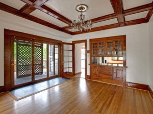 Craftsman Style Features