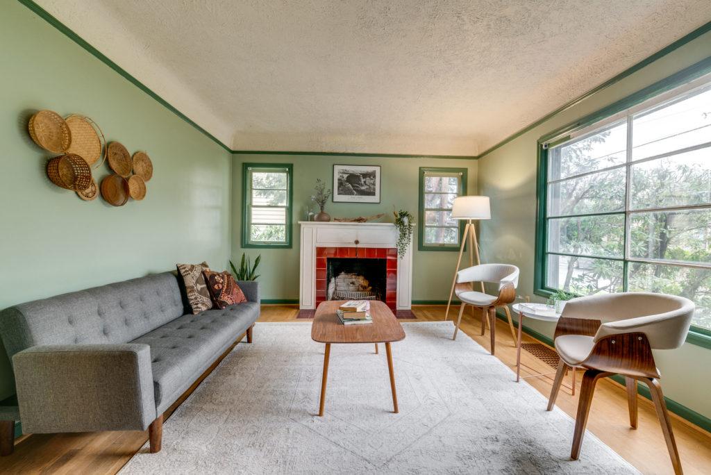 Arbor Lodge Bungalow Living Room