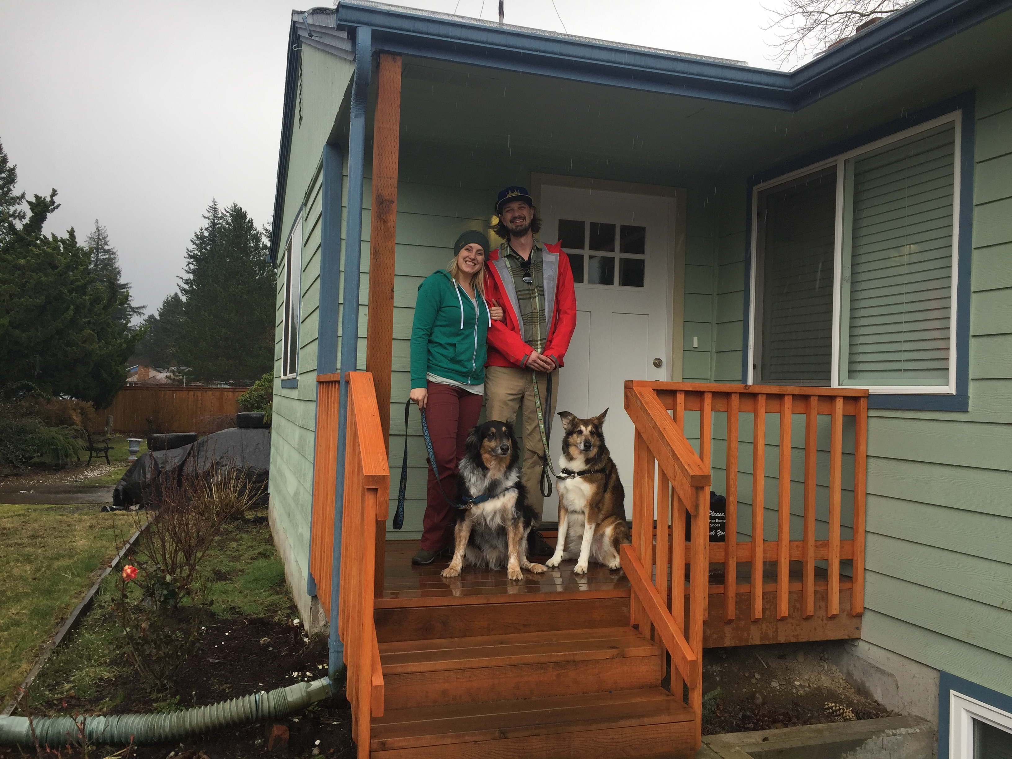 6d210418b5 Powellhurst-Gilbert Gets Two New Dogs   Their Humans