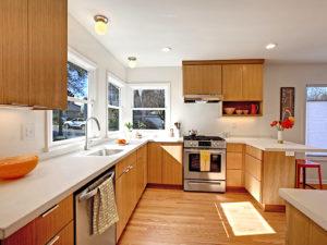 Stellar Richmond Renovated Kitchen