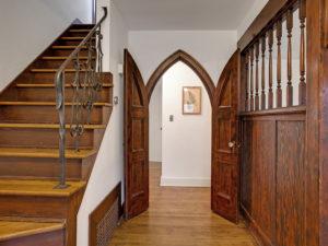 Stunning Tudor Entryway