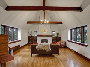 Stunning Tudor Vaulted Ceilings
