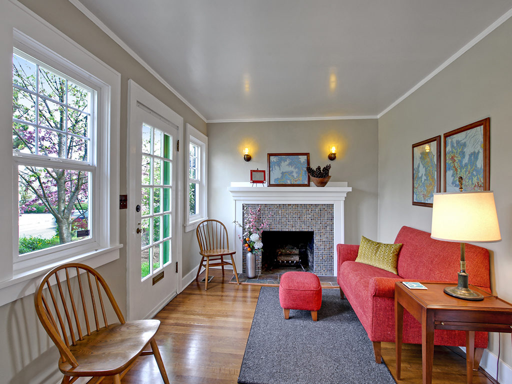 Concordia Cottage Living Room
