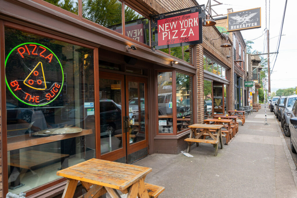 The Sweet Hereafter and New York Pizza