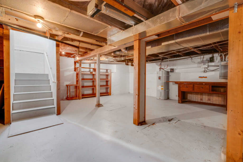 Living Room Realty, File Hive Basement Systems